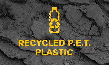 Recycled P.E.T. Plastic